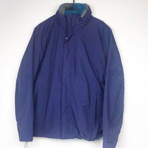L.L. Bean Coat with removable fleece jacket